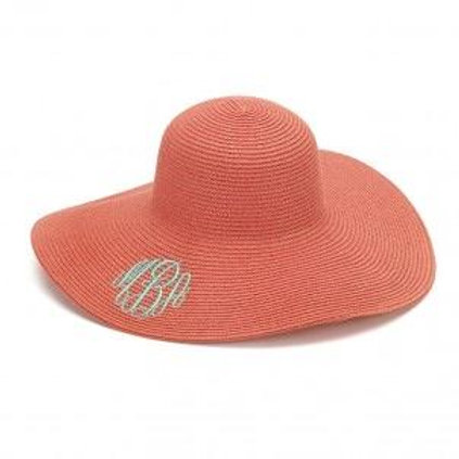 Monogramable Floppy Hat