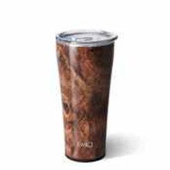 Swig 32oz Tumbler - Woodgrain