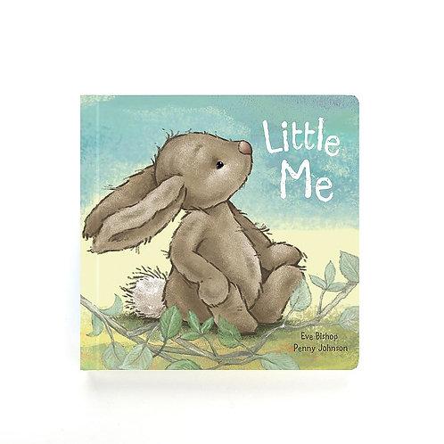 JellyCat Book -Little Me