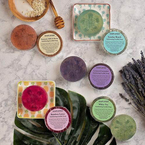 SIMPLIFIED - Exfoliating Loofah Soap