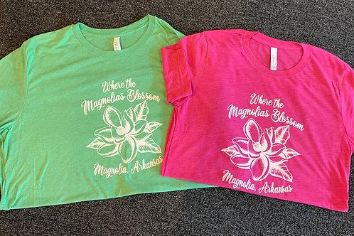 Where the Magnolias Blossom