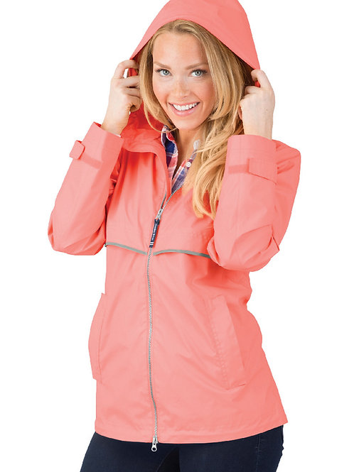 Charles River Adult Rain Coat