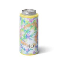 Swig 12oz Skinny Can Cooler - You Glow Girl