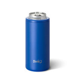 Swig 12oz Skinny Can Cooler - Royal