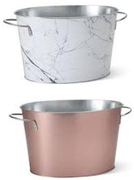 Swig Large Bucket -Marble