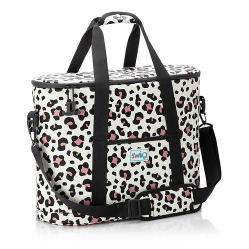 Swig Cooli Family Cooler - Luxy Leopard