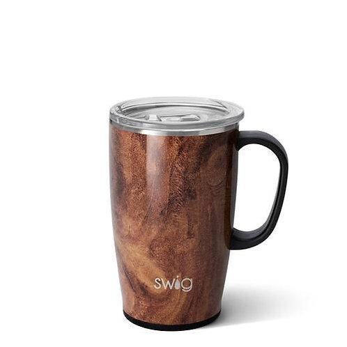 Swig 18oz Mug - Woodgrain