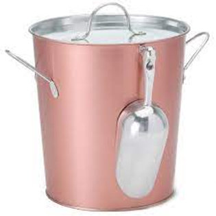 Swig Small Bucket with Scoop - Rose Gold