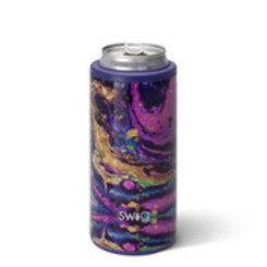 Swig 12oz Skinny Can Cooler - Purple Reign