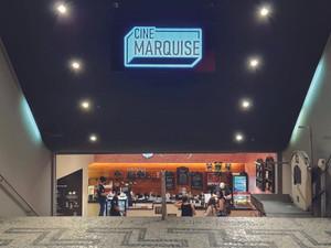 Cine Marquise é inaugurado na Avenida Paulista
