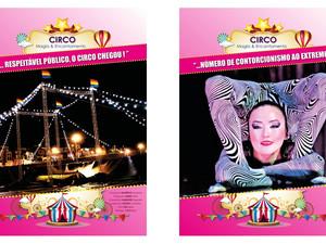 Magia do circo é tema de exposição na Estação São Paulo‑Morumbi