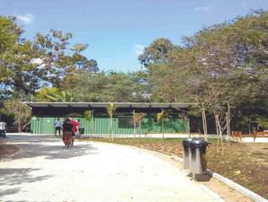 Parque Alto da Boa Vista está aberto à população