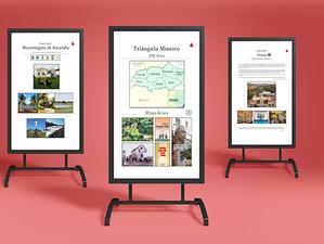 A história do Triângulo Mineiro em imagens e textos em mostra na estação Brooklin