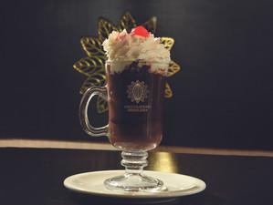 Chocolateria Brasileira tem bebidas quentes para espantar o frio
