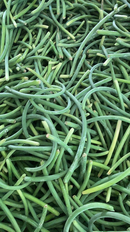 Dehydrated Scapes