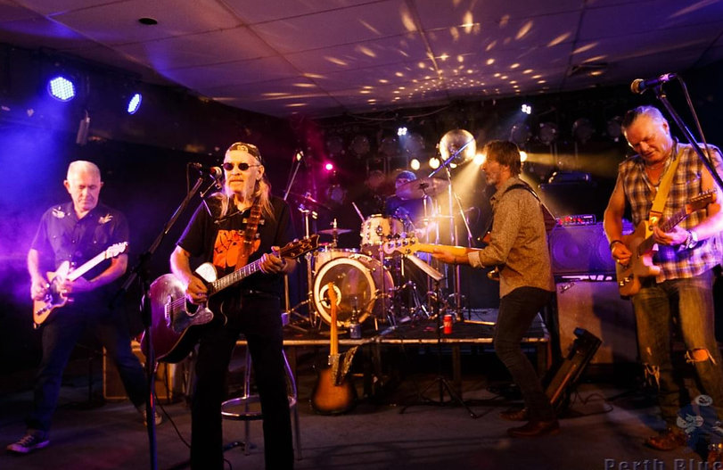 Rick Steele's Hot Biscuit Band