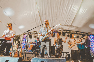 Blue Child Collective BAND | Sara Storm Photography