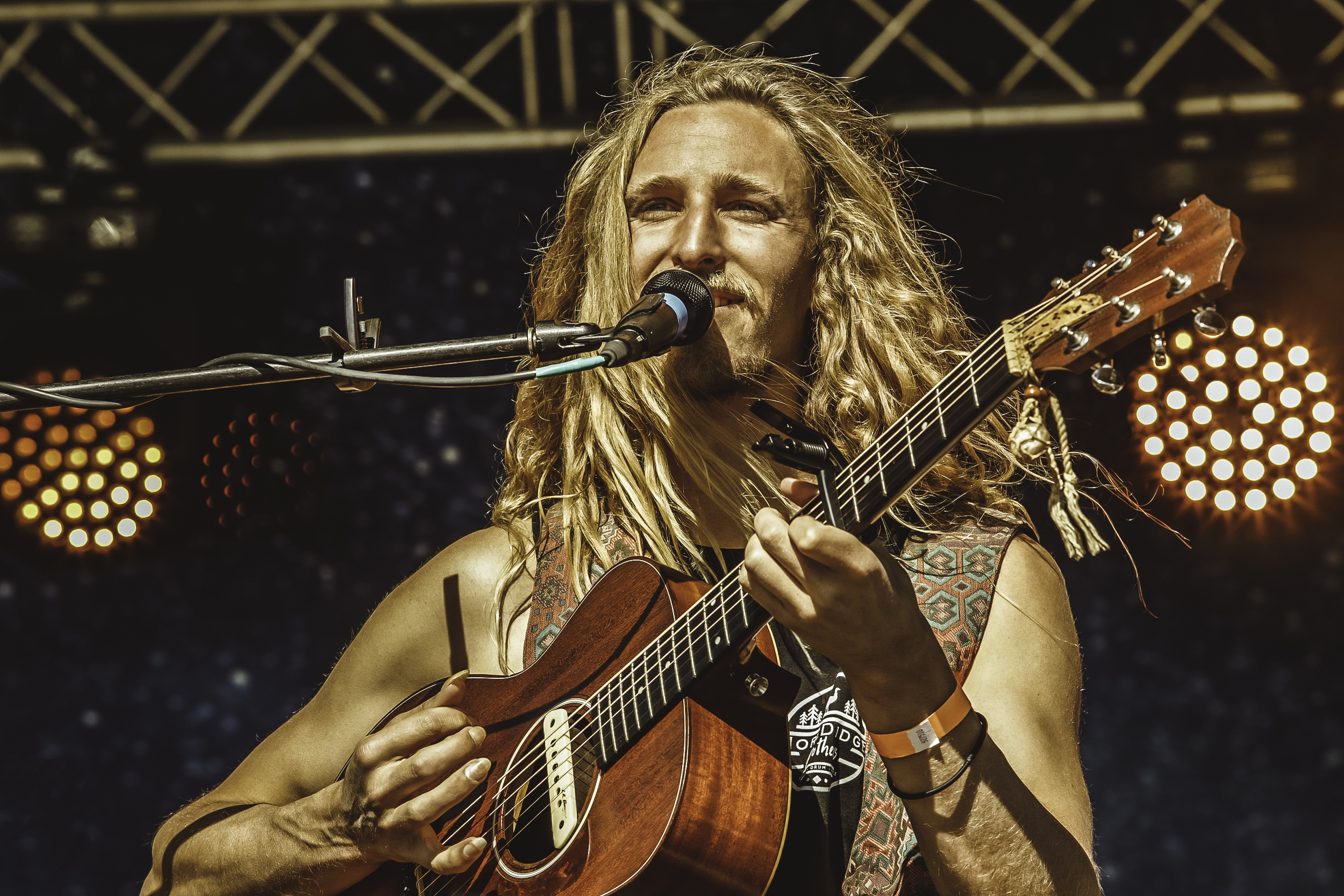 Supporting Xavier Rudd