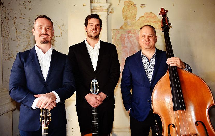 Sassafras Trio
