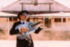Ash Grunwald 'Ain't No Problem' BTS - Cr