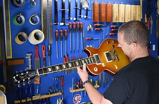 Guitar Repairs South West