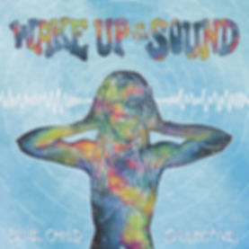 WAKE UP TO THE SOUND COVER ART
