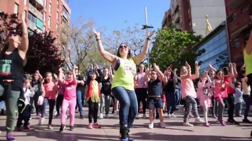 Flashmob Zumba
