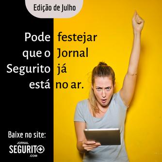 Jornal Segurito 166 - julho/20