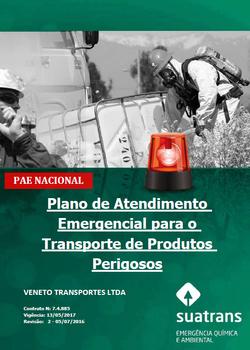 PLANO DE ATENDIMENTO EMERGENCIAL