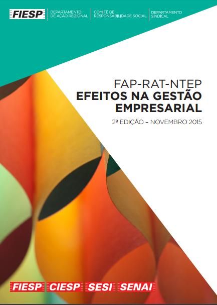 FAP-RAT-NTEP  EFEITOS NA GESTÃO EMPR