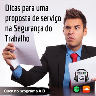 Dicas para uma proposta de serviço