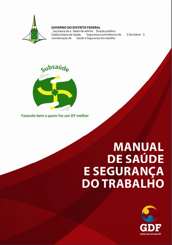 Manual de Saúde e Segurança do Trab