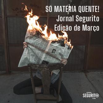 Jornal Segurito - Edição de Março