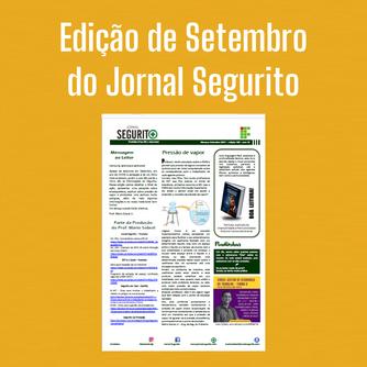Jornal Segurito - Edição de Setembro