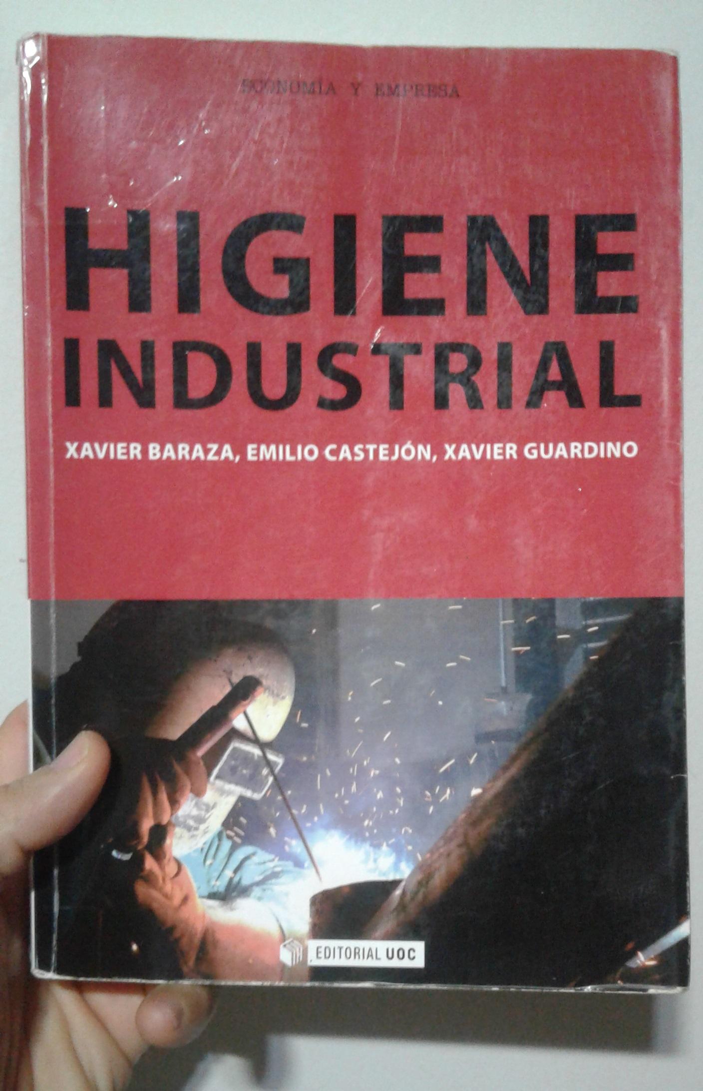 Higiene Industrial - Xavier Baranza