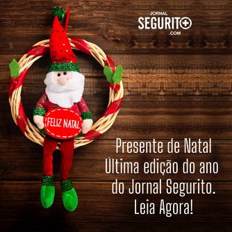 Edição de Dezembro - Jornal Segurito