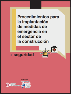 Medidas de emergencia - construcción