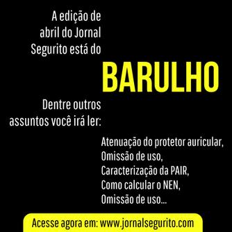 Jornal Segurito - Abril