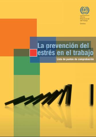 Livro: La prevención del estrés en el trabajo
