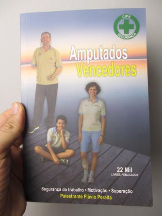 Livro: Amputados Vencedores