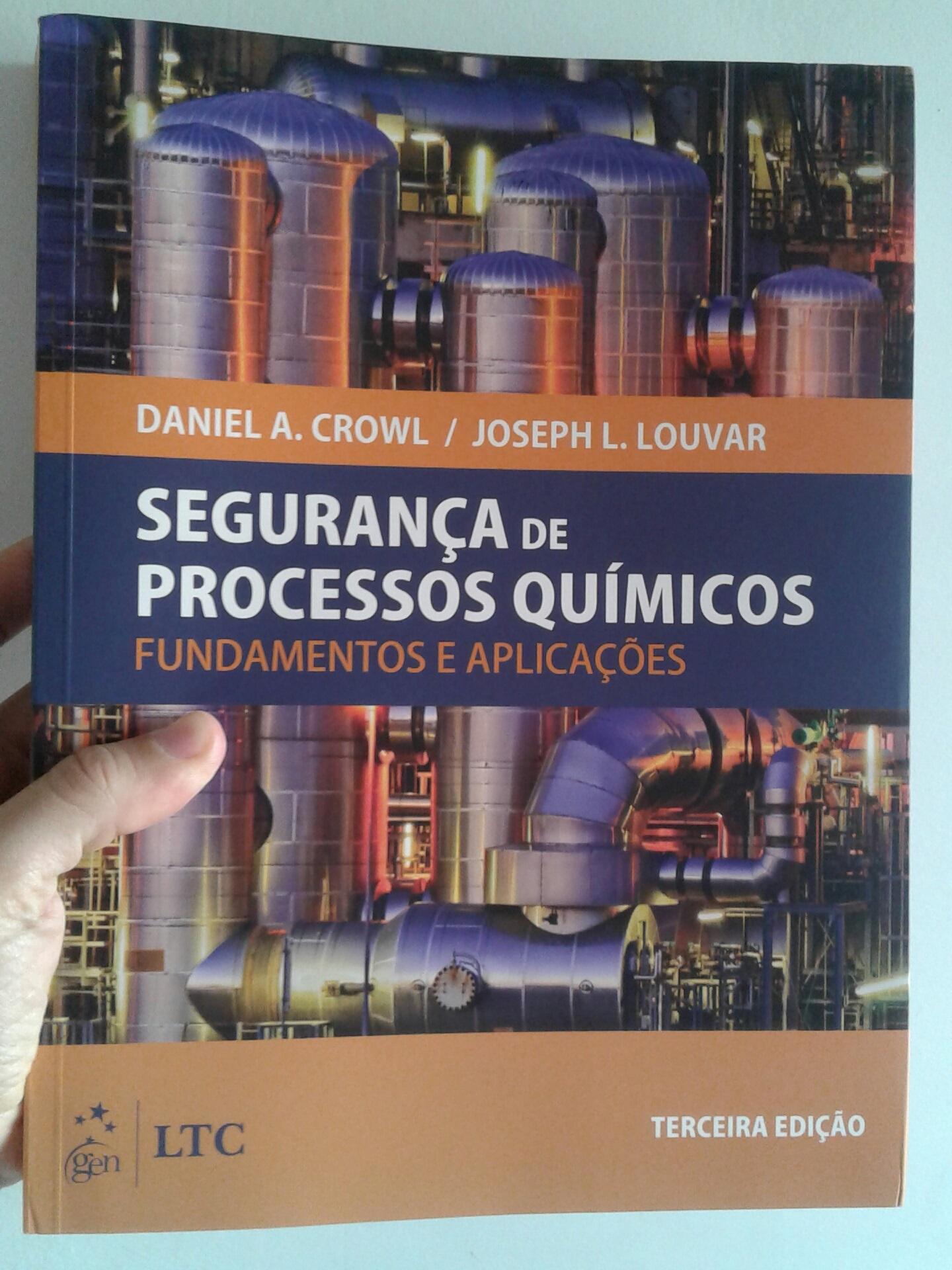 Segurança de Processos Químicos