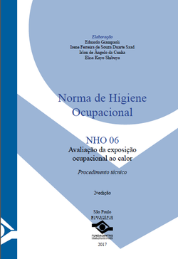 NHO 06 - Avaliação da exposição ocup