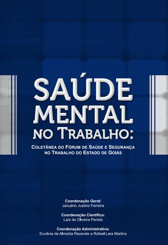 Livro sobre Saúde Mental no Trabalho