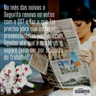 Jornal Segurito - Edição de Maio