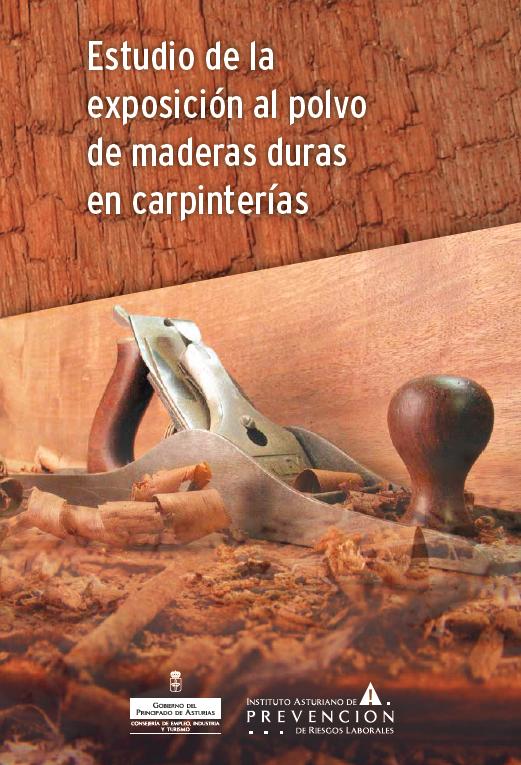Livro sobre Exposição a poeiras