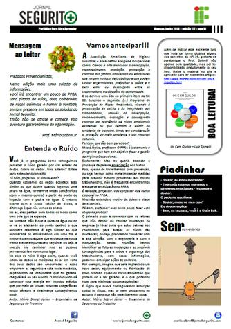 Jornal Segurito - Edição 117