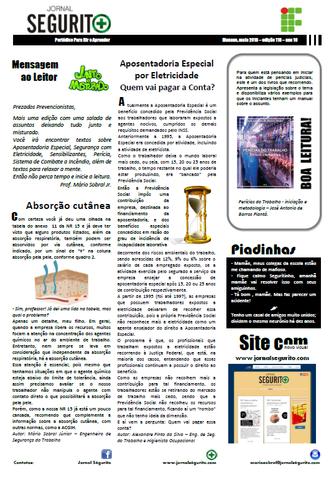 Jornal Segurito n. 116