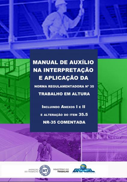 Manual Consolidado da NR-35 (atualiz