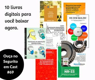 #69 - Indicação de dez livros digitais para você baixar e ler
