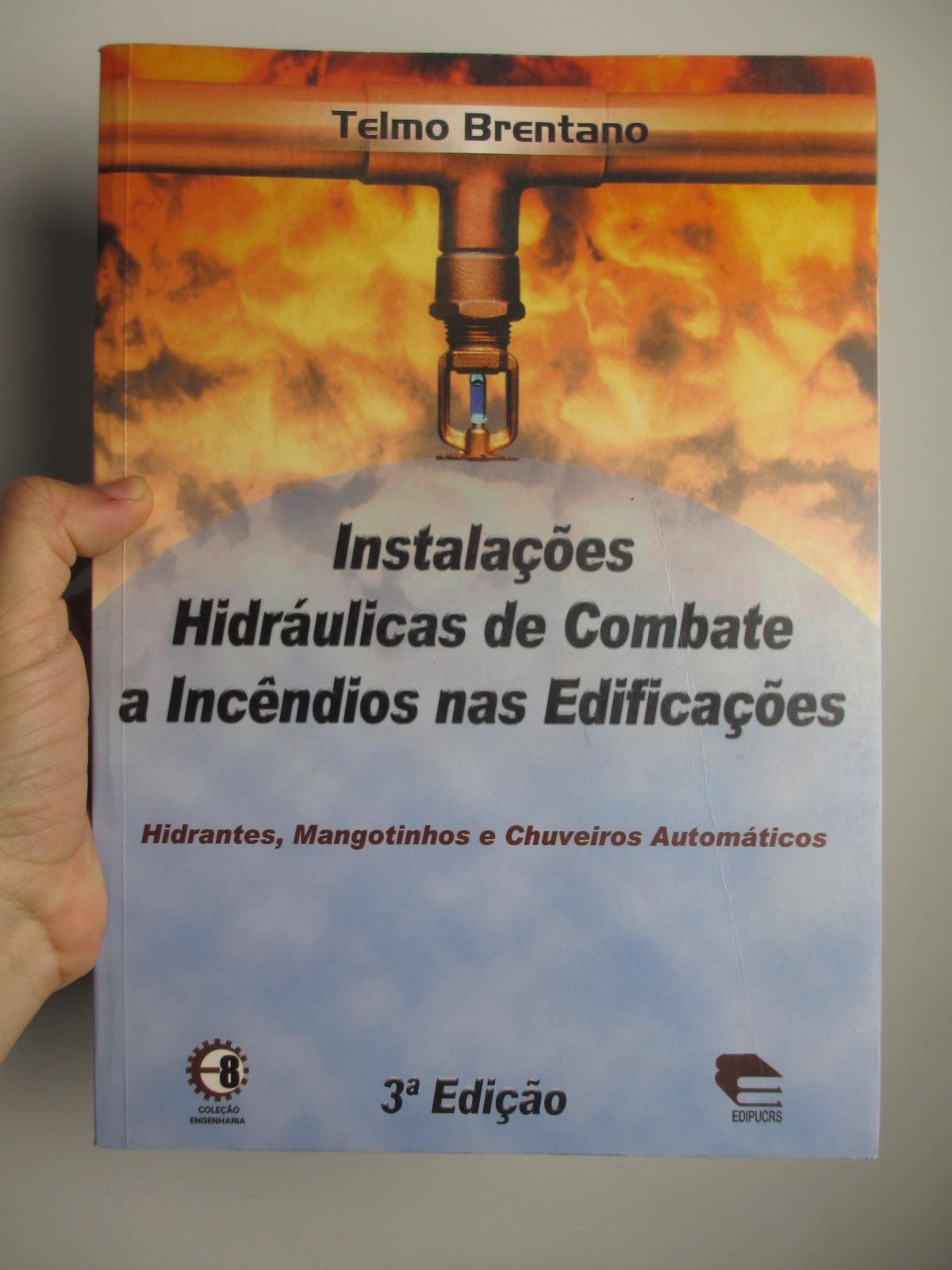 Instalações de combate a incêndio